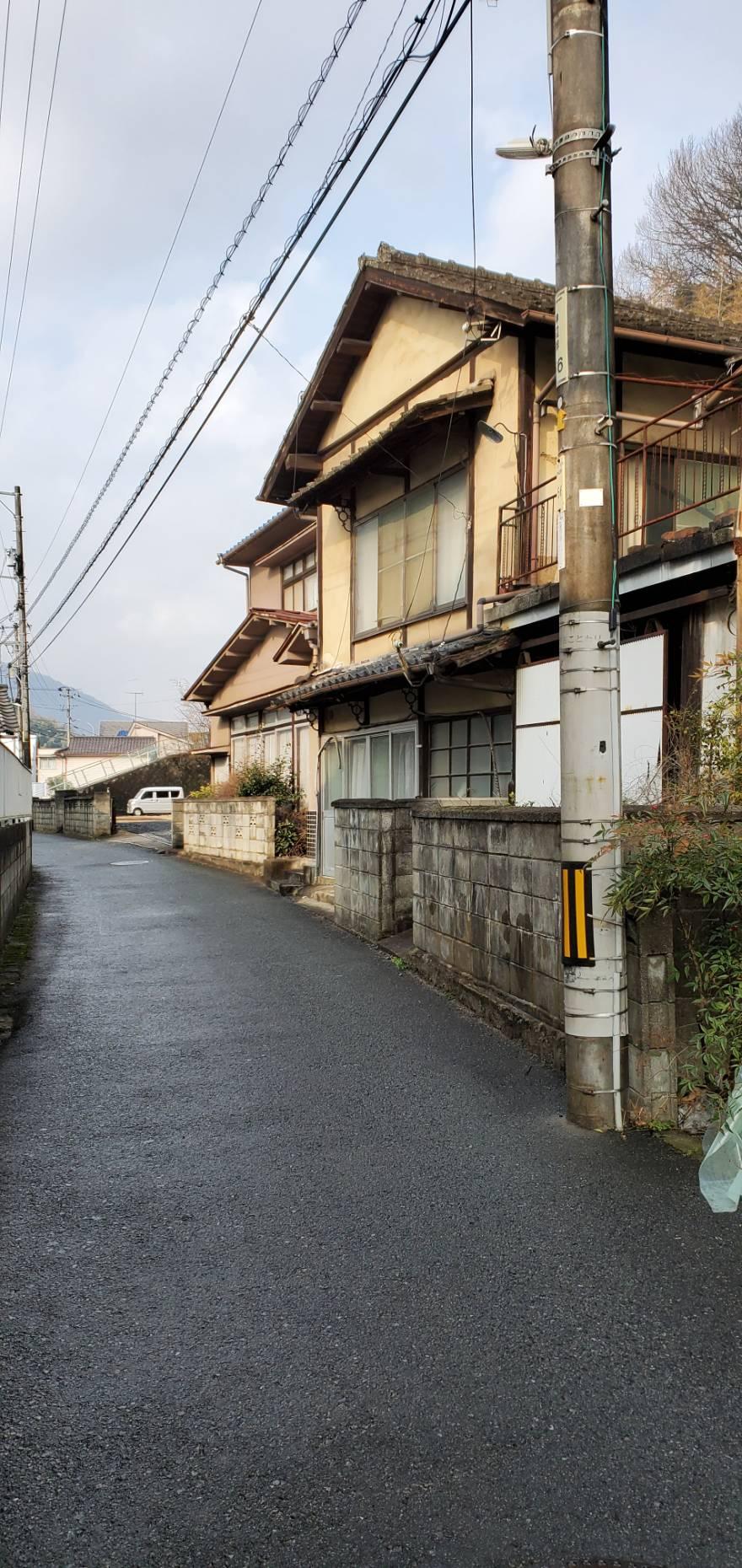 横尾町一丁目 売土地