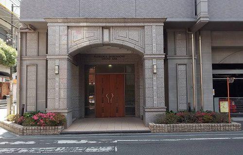 入口(外観)